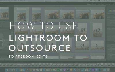 How To Use Lightroom To Outsource